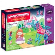 MAGFORMERS 63134 Princess Set