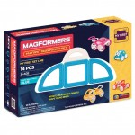 MAGFORMERS 63146 My First Buggy синий
