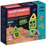 MAGFORMERS 703007 Space Traveler set