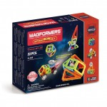 MAGFORMERS 707009 Space Wow Set