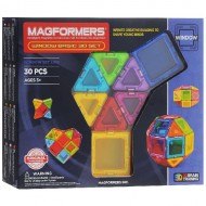 MAGFORMERS 714002 Window Basic 30 set