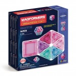 MAGFORMERS 714003 Window Inspire 14 set