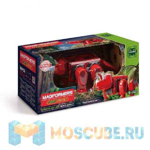 MAGFORMERS 716002 Dino Cera set