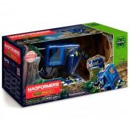 MAGFORMERS 716003 Dino Rano set