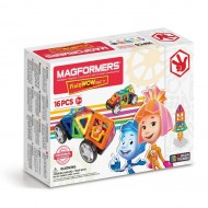 MAGFORMERS 770001 Fixie Wow set