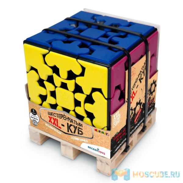 Головоломка Meffert's Шестерёнчатый XXL-Куб М5888