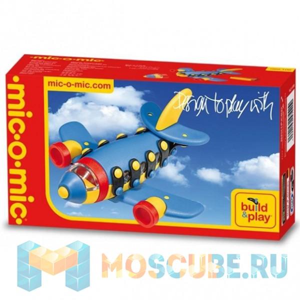 Конструктор Mic-o-Mic ''Самолет реактивный малый''
