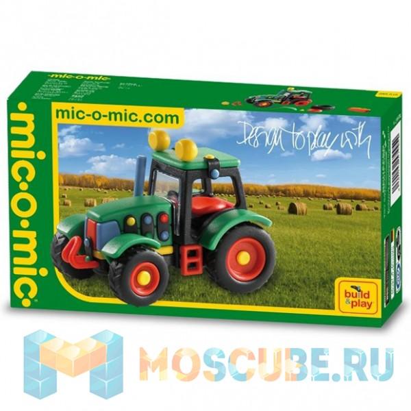 Конструктор Mic-o-Mic Машины 089.010 ''Маленький трактор''