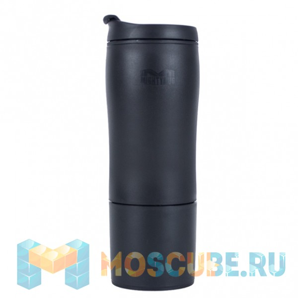 Непадающий Тамблер Mighty Mug MM Biggie Черный 475мл 1571