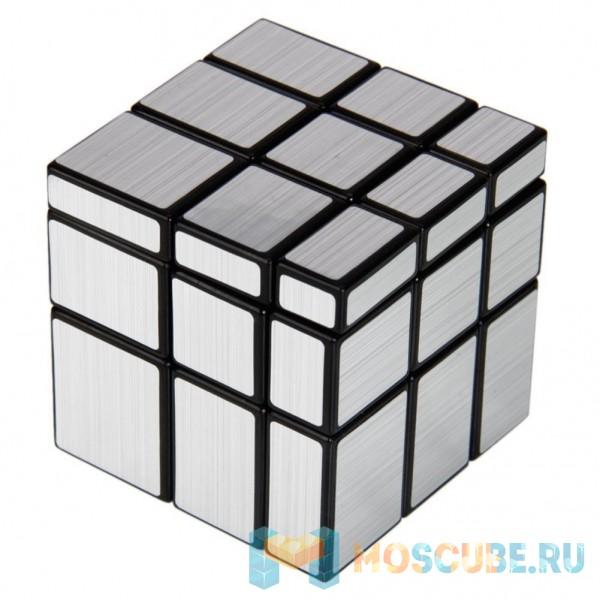 Зеркальный Кубик 3x3 Серебряный 581-5.7J-2