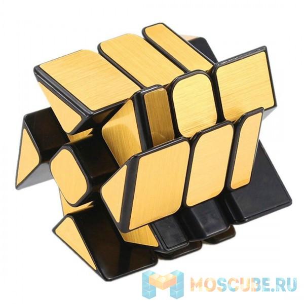 Зеркальный Кубик Колесо Золотой 581-5.7H-1