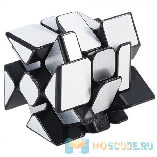 Зеркальный Кубик Колесо Серебряный 581-5.7H-2