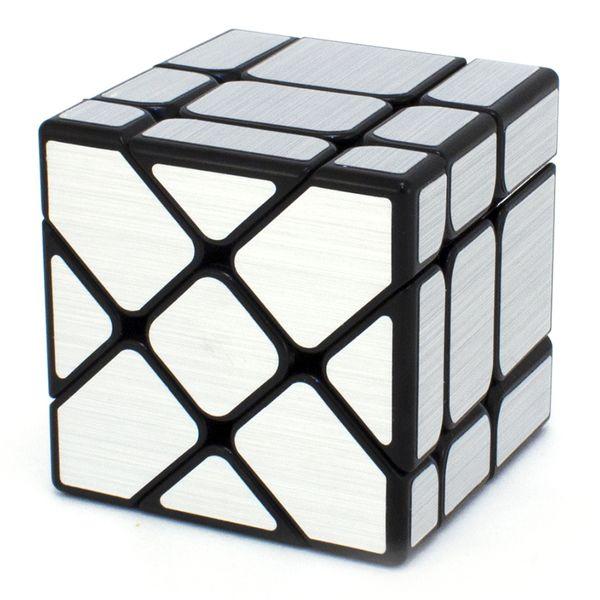Зеркальный Кубик Фишер Серебряный 581-5.7P-2