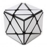Зеркальный Кубик Трансформер Серебряный 581-5.7R-2