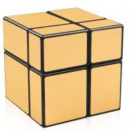 Зеркальный Кубик 2x2 Золотой FX7721-1