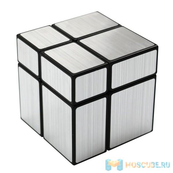 Зеркальный Кубик 2x2 Серебряный FX7721-2