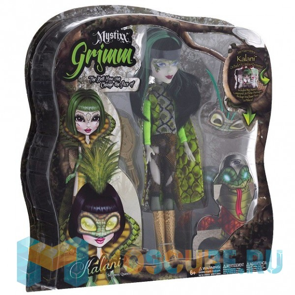 Кукла Mystixx Grimm Kalаni 37414