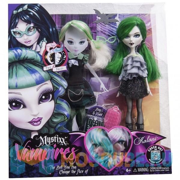 Кукла Mystixx Vampires Kalani с одеждой День и Ночь 17406