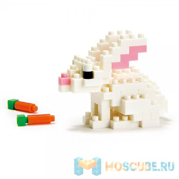 Конструктор Nanoblock Кролик NBC-030