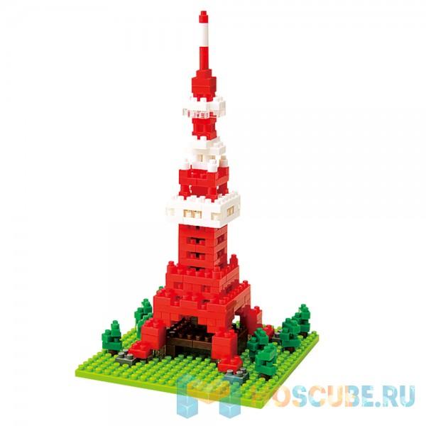 Конструктор Nanoblock Телебашня Tokyo Tower NBH-001