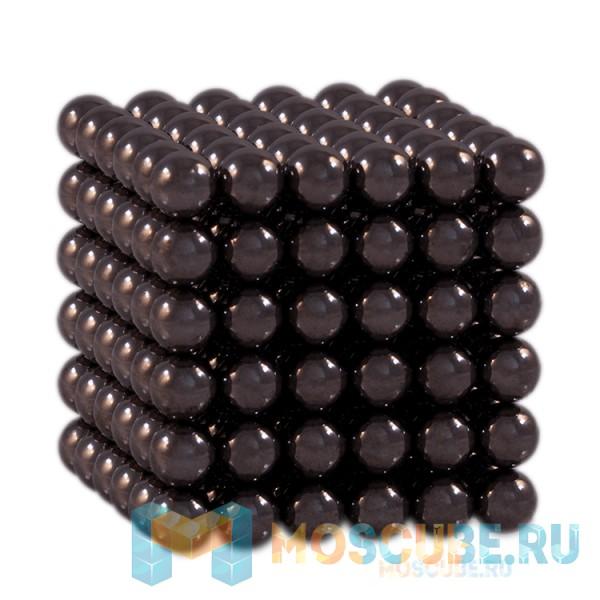 Магнитные шарики Чёрный 7мм 216