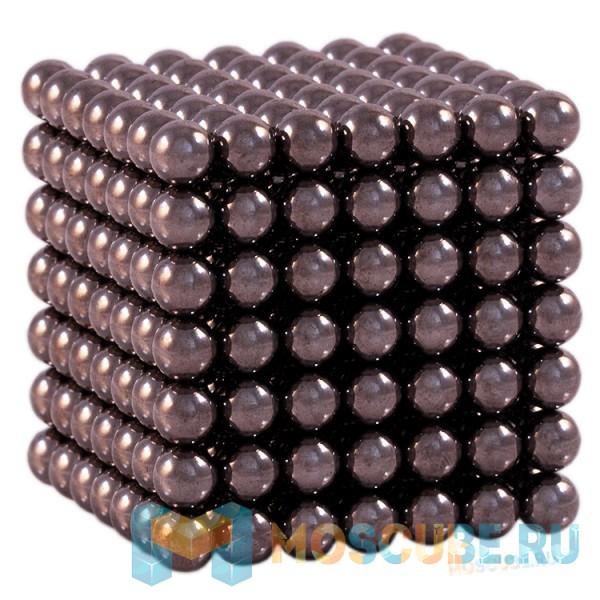 Магнитные шарики Чёрный 6мм 343