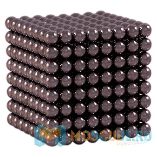 Магнитные шарики Чёрный 6мм 512