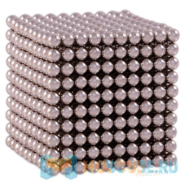 Магнитные шарики Сталь 5мм 1000 (plastic pack)