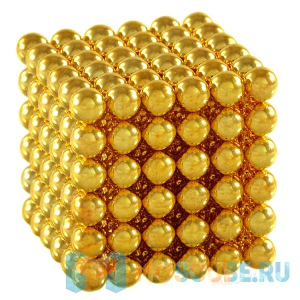 Магнитные шарики Crazy balls Золото 6мм 216