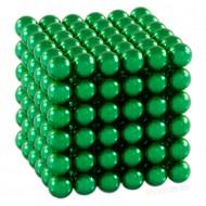 Магнитные шарики Magnetic Cube Зелёный 5мм 216 Арт.207-101-8