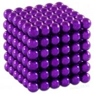 Магнитные шарики Magnetic Cube Фиолетовый 5мм 216 Арт.207-101-6