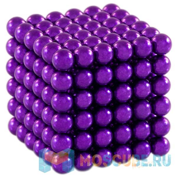 Неокуб (Neocube) Фиолетовый 5мм 216 D5NCPUR