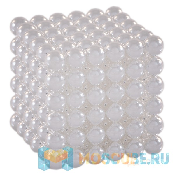 Магнитные шарики Серебро 5мм 216