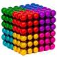 """Магнитные шарики """"Восьмицветик"""" 6мм 216"""