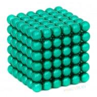 Магнитные шарики Бирюзовый 5мм 216