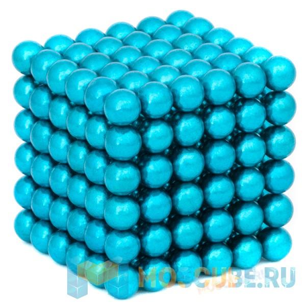 Магнитные шарики Голубой 5мм 216