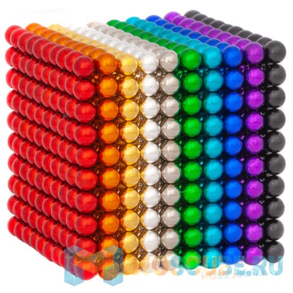 """Магнитные шарики """"Мега Пак"""" 5мм 1000"""