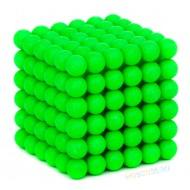 Магнитные шарики Неон 5мм 216 (светящийся)