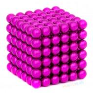Магнитные шарики Розовый 5мм 216
