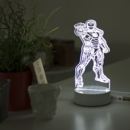 "3D светильник ""Iron man"""