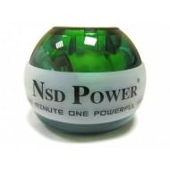 Powerball green