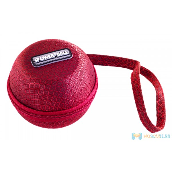 Чехол для Powerball (Carry Case with Strap) красный