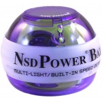 Кистевой тренажер NSD Powerball Multi Light PB-188ML PURPLE