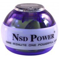 Кистевой тренажер NSD Powerball Multi Light Pro PB-688MLC PURPLE