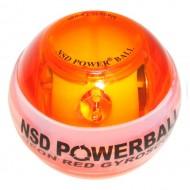 Кистевой тренажер NSD Powerball Neon Amber PB-688L AMBER