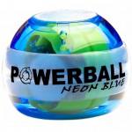 Кистевой тренажер NSD Powerball Neon Blue PB-688L BLUE