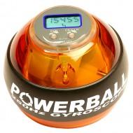 Кистевой тренажер NSD Powerball Neon Amber Pro PB-188LC AMBER