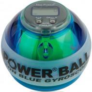 Кистевой тренажер NSD Powerball Neon Blue Pro PB-688LC BLUE