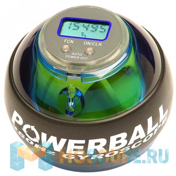 Кистевой тренажер NSD Powerball Pro Green PB-688C GREEN