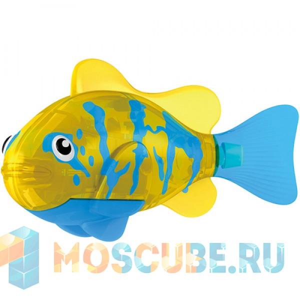Роборыбка ZURU Тропическая Белогрудый Хирург 2549-6